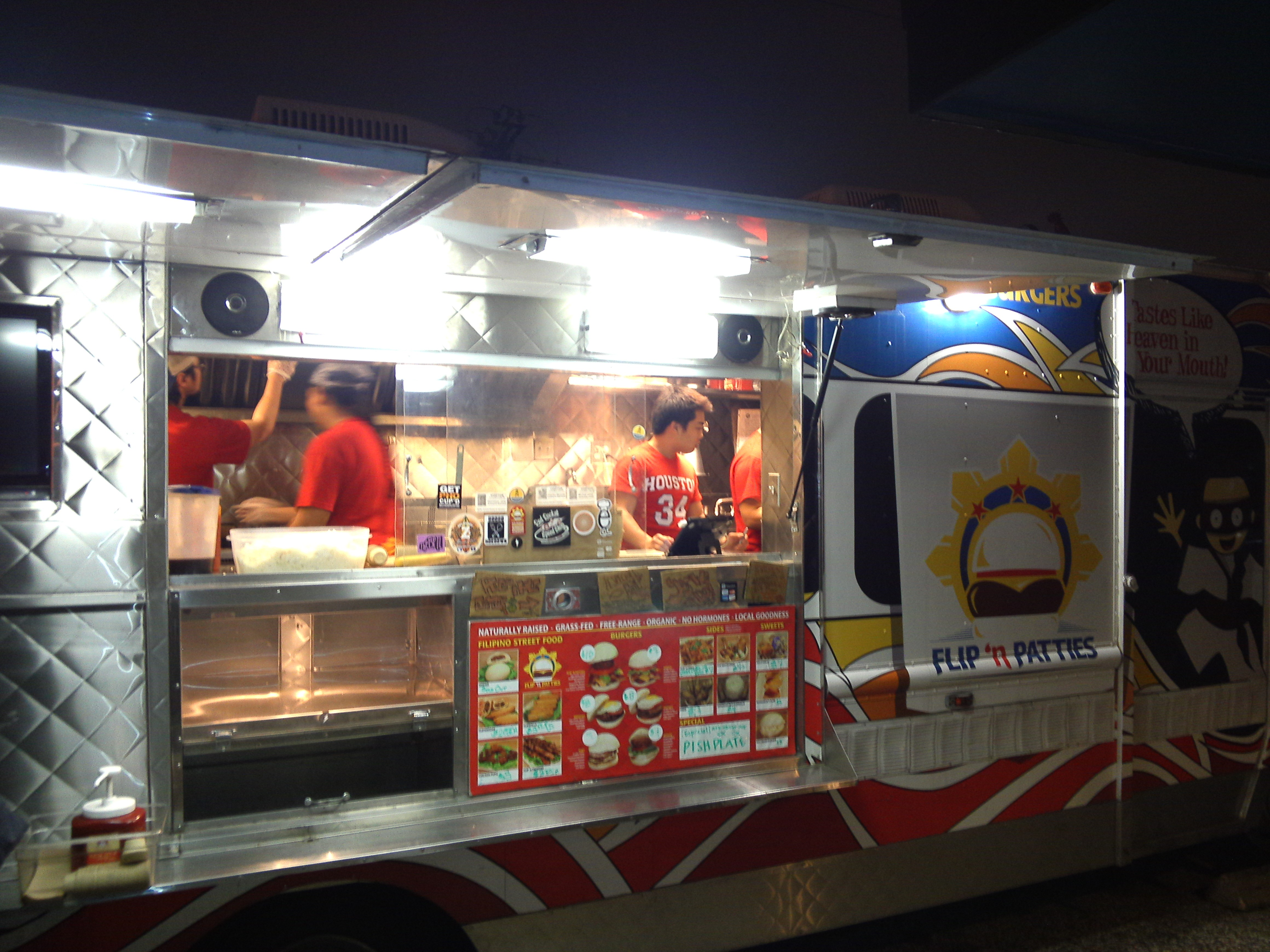 P Terry S Food Truck